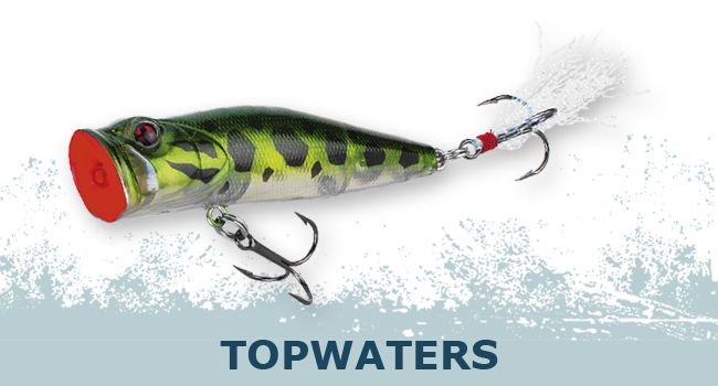 topwaters