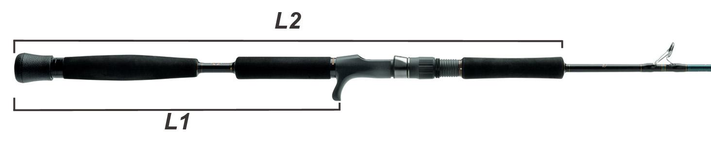 MITSIO Casting Jigging 70lb 5
