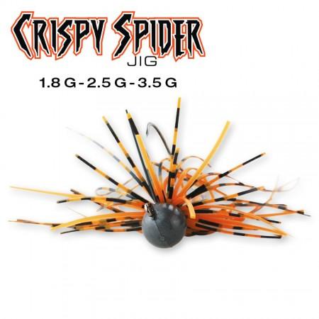 CRISPY SPIDER JIG 1