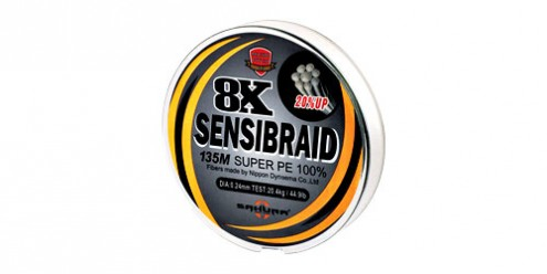 Braided line 8X SENSIBRAID