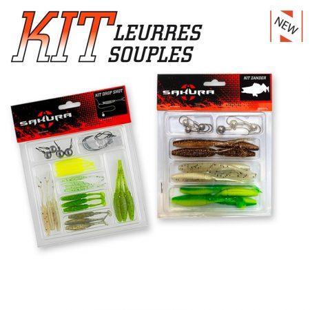 soft baits kit