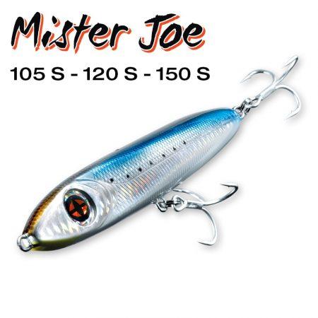 MISTER JOE 105S - 120S - 150S 1
