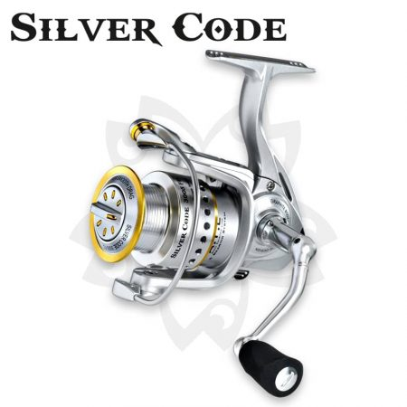 SILVER CODE FD - Spinning 1
